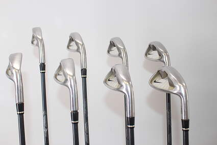 Nike NDS Iron Set 3-PW Stock Graphite Shaft Graphite Regular Right Handed 37.0in
