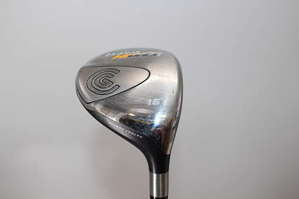 Cleveland Hibore Fairway Wood 3 Wood 3W 15° Stock Graphite Shaft Graphite Regular Right Handed 43.25in