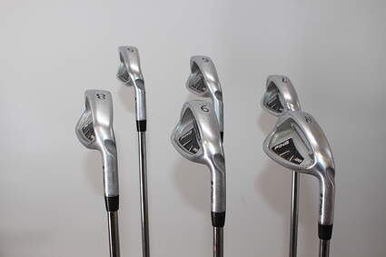 Ping I20 Iron Set 5-PW Ping CFS Steel Regular Right Handed Black Dot 37.75in