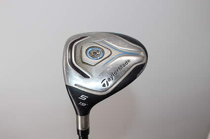 TaylorMade Jetspeed Fairway Wood 5 Wood 5W 19° TM Matrix VeloxT 69 Graphite Regular Left Handed 43.0in