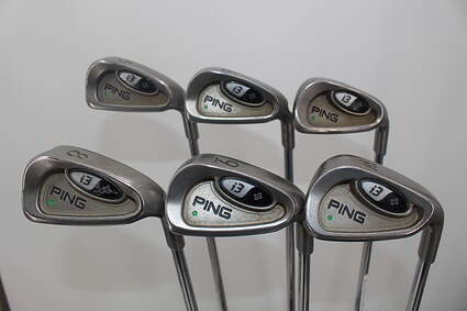 Ping i3 + Iron Set 5-PW Stock Steel Shaft Steel Regular Right Handed 37.5in