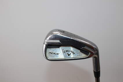 Callaway Apex Single Iron 7 Iron UST Mamiya Recoil 760 ES Graphite Regular Right Handed 37.5in