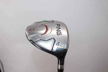 Ping G20 Fairway Wood 4 Wood 4W 16.5° Ping TFC 169F Graphite Senior Right Handed 42.5in