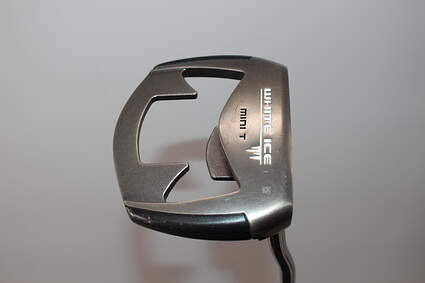 Odyssey White Ice Mini T Putter Steel Right Handed 35.5in
