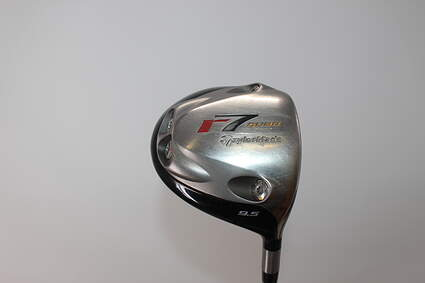 TaylorMade R7 Quad Driver 9.5° TM M.A.S.2 Graphite Stiff Right Handed 44.75in