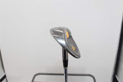 Cleveland CG14 Gunmetal Wedge Gap GW 52° 10 Deg Bounce Cleveland Traction Wedge Steel Wedge Flex Right Handed 35.75in