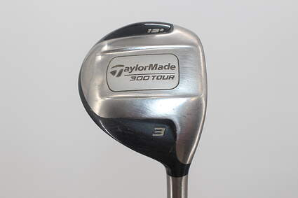 TaylorMade 300 Tour Fairway Wood 3 Wood 3W 15° Graphite Stiff Right Handed 43.0in