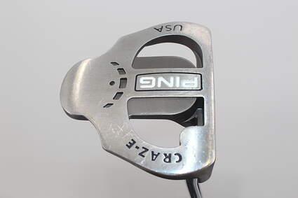 Ping Karsten Series Craz-E Putter Slight Arc Steel Right Handed 33.5in