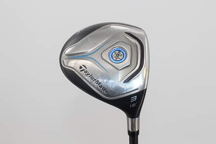 TaylorMade Jetspeed Fairway Wood 3 Wood 3W 15° TM Matrix VeloxT 69 Graphite Senior Right Handed 43.5in