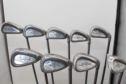 Callaway X-14 Iron Set 3-SW Stock Graphite Shaft Graphite Regular Right Handed 38.0in