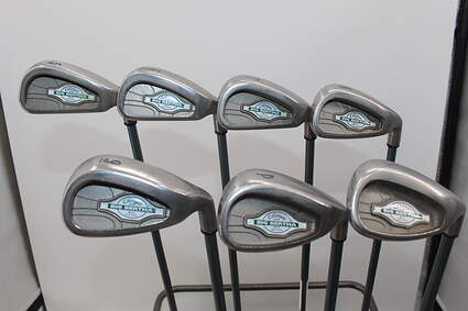 Callaway X-12 Iron Set 5-PW SW Stock Graphite Shaft Graphite Ladies Right Handed 37.0in