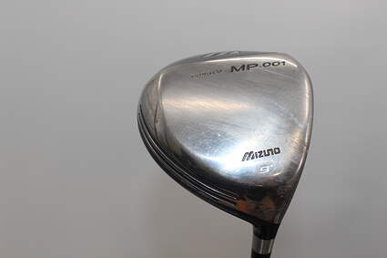 Mizuno MP-001 Driver 9° Stock Graphite Shaft Graphite Stiff Right Handed 45.0in