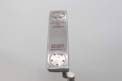 Titleist Scotty Cameron Studio Select Newport 2 Putter Strong Arc Steel Right Handed 31.0in