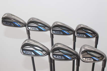 Ping G30 Iron Set 5-PW SW Ping TFC 419i Graphite Regular Right Handed Black Dot 38.5in