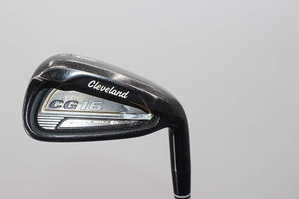 Cleveland CG16 Tour Black Pearl Wedge Gap GW Nippon NS Pro 950GH Steel Stiff Right Handed 35.0in