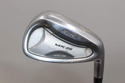 Mizuno MX 25 Wedge Gap GW 49° Mizuno Exsar IS2 Graphite Regular Right Handed 36.0in