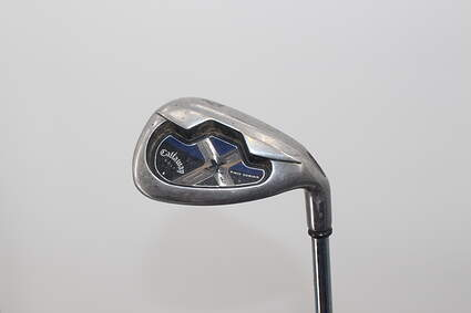 Callaway X-18 Pro Series Wedge Pitching Wedge PW Stock Steel Shaft Steel Regular Right Handed 35.5in