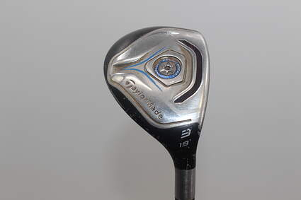 TaylorMade Jetspeed Hybrid 3 Hybrid 19° TM Matrix VeloxT 65 Graphite Regular Right Handed 41.0in
