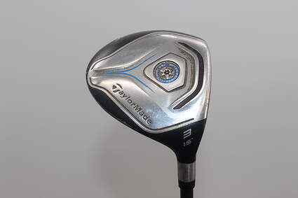 TaylorMade Jetspeed Fairway Wood 3 Wood 3W 15° TM Matrix VeloxT 69 Graphite Senior Right Handed 44.5in