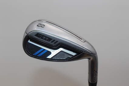 Adams 2014 Idea Single Iron 8 Iron Stock Graphite Shaft Graphite Stiff Right Handed 36.75in
