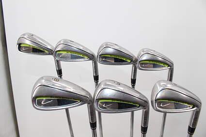 Nike Slingshot 4D Iron Set 4-PW True Temper Super Light Steel Regular Right Handed 38.0in