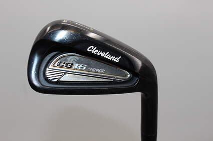 Cleveland CG16 Tour Black Pearl Single Iron 7 Iron True Temper Dynamic Gold S300 Steel Stiff Right Handed 37.0in