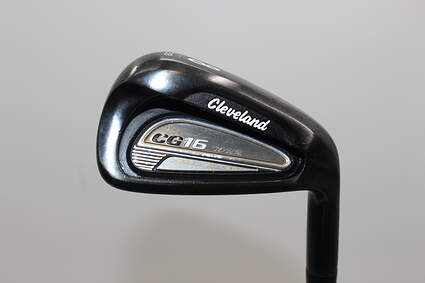 Cleveland CG16 Tour Black Pearl Single Iron 8 Iron Steel Stiff Right Handed 36.5in
