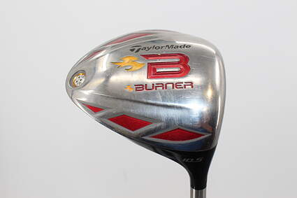 TaylorMade 2009 Burner Driver 10.5° Stock Graphite Shaft Graphite Regular Right Handed 45.5in