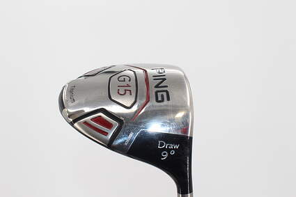 Ping G15 Draw Driver 9° Ping TFC 149D Graphite Stiff Right Handed 46.0in