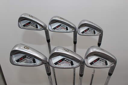 Ping I25 Iron Set 5-PW Ping CFS Steel Stiff Right Handed 38.0in