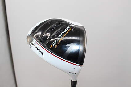 TaylorMade Burner Superfast 2.0 TP Driver 9.5° TM Reax 4.8 Graphite Stiff Right Handed 46.5in