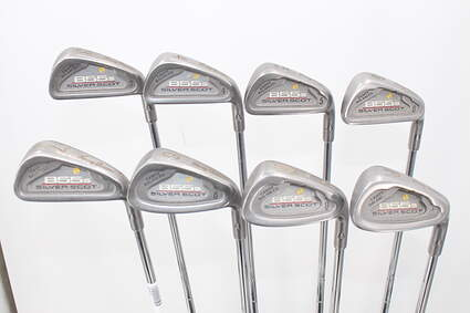 Tommy Armour 855S Silver Scot Iron Set 3-PW True Temper Dynamic Gold S300 Steel Stiff Right Handed 37.75in