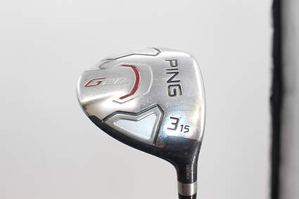 Ping G20 Fairway Wood 3 Wood 3W 15° Ping TFC 169F Graphite Regular Right Handed 42.5in