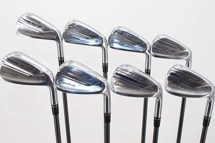 TaylorMade P-790 Iron Set 4-PW GW UST Recoil ES SMACWRAP Graphite Regular Right Handed 38.0in