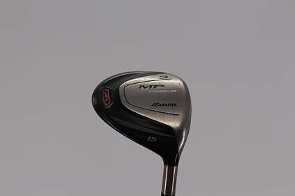 Mizuno 2010 MP Titanium Fairway Wood 3 Wood 3W 15° Fujikura Motore Speeder 6.0 Graphite X-Stiff Right Handed 43.0in