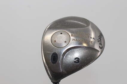 Callaway Hawkeye Fairway Wood 3 Wood 3W Stock Graphite Shaft Graphite Light Left Handed 44.0in