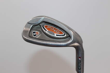 Ping i10 Wedge Gap GW Ping CFS Distance with Cushin Steel Regular Right Handed Maroon Dot 36.75in