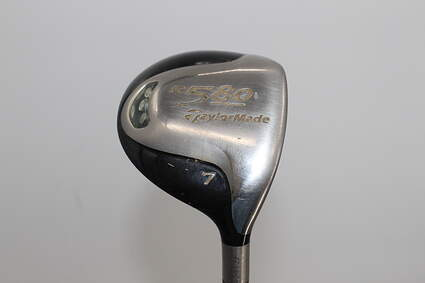 TaylorMade R580 Fairway Wood 7 Wood 7W 21° TM m.a.s 60 Graphite Regular Right Handed 42.0in