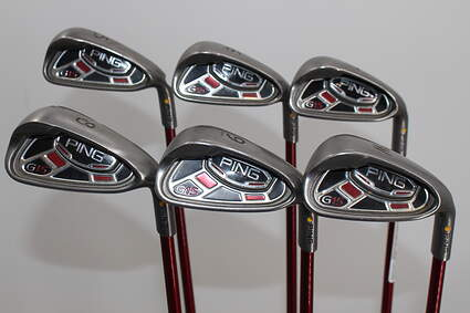 Ping G15 Iron Set 5-PW Ping TFC 149I Graphite Regular Right Handed 37.75in
