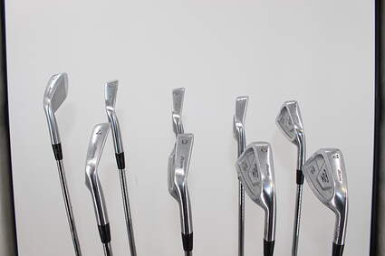 Mizuno T-Zoid EZ Comp Iron Set 2-PW Dynamic Gold Sensicore R300 Steel Regular Right Handed 38.0in