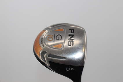 Ping G10 Driver 12° Ping TFC 129D Graphite Regular 46.0in