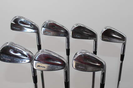 Mizuno MP 67 Iron Set 4-PW True Temper Dynamic Gold S300 Steel Stiff Right Handed 38.0in
