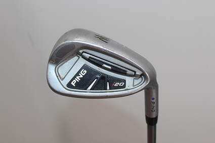Ping I20 Wedge Pitching Wedge PW Arthur Xtreme Xcaliber HYB Graphite Regular Right Handed 35.5in