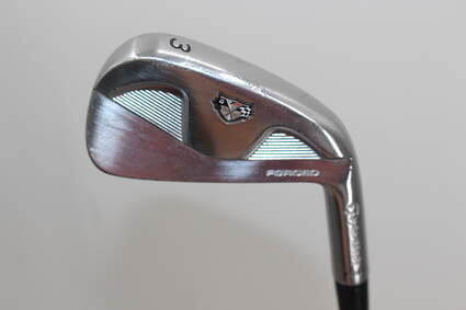 TaylorMade Rac MB TP Single Iron 3 Iron Stock Steel Shaft Steel Stiff Right Handed 39.25in