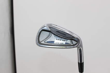 Mizuno MX 19 Single Iron 7 Iron Dynamic Gold SL R300 Steel Regular Right Handed 37.0in