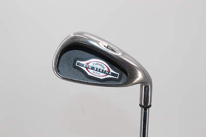 Callaway 2002 Big Bertha Single Iron 4 Iron Callaway Big Bertha Steel Steel Uniflex Right Handed 39.75in
