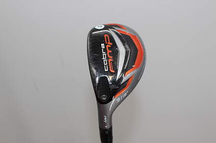 Cobra AMP Hybrid 3 Hybrid 19° Cobra Aldila AMP Steel Regular Left Handed 38.5in