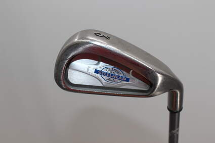 Callaway X-14 Single Iron 3 Iron Callaway Stock Graphite Graphite Regular Right Handed 39.25in