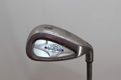 Callaway X-14 Single Iron 8 Iron Callaway Stock Graphite Graphite Regular Right Handed Red dot 36.5in