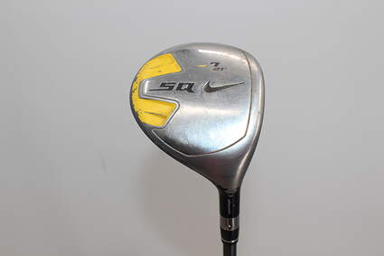 Nike Sasquatch Fairway Wood 7 Wood 7W 21° Graphite Regular Right Handed 40.0in